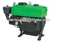 Shangchai Natural Gas Small Engines 5.3L/8.3L/9L