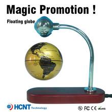 Illusionist Magnetic Levitation globe bar, glass globe atomizer