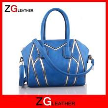 Fashion pinting handbag urban city tote bag women bag ladies