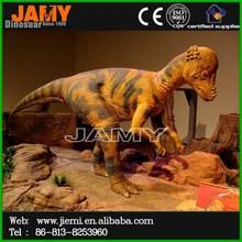 Real vivid dinosaur cartoon for performe