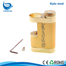 Best selling products in America 18500 / 18650 e cigarette mod kato mechanical mod