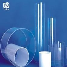 custom design new arrive large diameter acrylic tube,large ptfe teflon tubes,training tube set