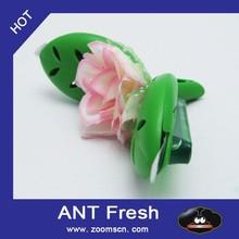 Flower vent car diffuser/ membrane air freshener in flower shape