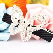 Yiwu Xinxiang Manufacturer latest fancy girls make hair butterfly hair clip