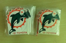 Paper card package paper air freshners for new car