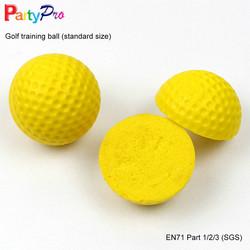 Hot Sale Hard PU Foam 1.68 inch Practice Golf Ball