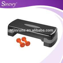 Fitness Aerobic Rhythm Footboard, Adjustable aerobic step platform