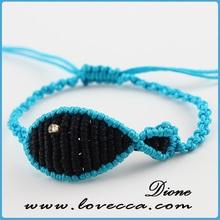 Hot sale evil eye bead bracelet blue lucky eye bracelet