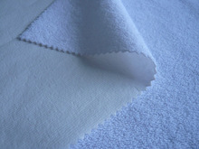 Poly/cotton terry PU waterproof fabric for mattress cover