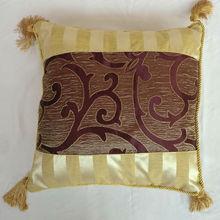 customize fashion cute emboridered decorative sofa cushion