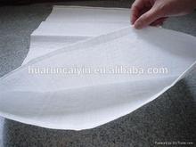 virgin material 100% polypropylene woven pp rice bag 25kg