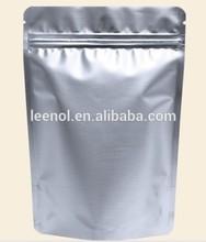"""Heat seal aluminum foil bag with """"A """" tear"""
