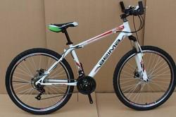 mtb 26 steel frame 21 speed mountain /road fat bike