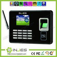 China manufacturer 3 inch Color Screen RJ45 Web USB Soap Free SDK Linux Based fingerprint time clock software biometric solution