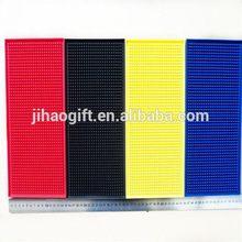 Eco-friendly excellent quality promotional rubber bar mat pub supplies