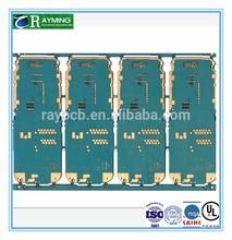 Immersion Gold PCB/ Gold Plating fr-1 94v0 pcb