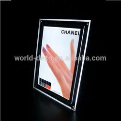 led light photo frame