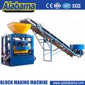 ambiental pequeno ruído 2014 china produto novo bloco de gesso que faz a máquina