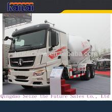 Beiben 6x4 V3 12cbm cement mixer truck