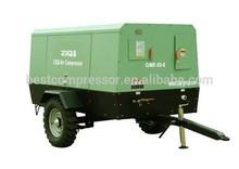electric mobile air compressor 440v