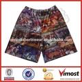 100% de poliéster los uniformes del baloncesto/trajes/pantalones cortos/jerseys cesta-- 02