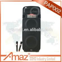 2015 Karaoke Loudspeaker mini audio amplifier for pc