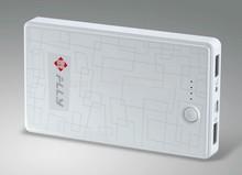 Professional power bank supplier 10000mAh dual USB portable charger backup battery , power bank for macbook pro /ipad mini