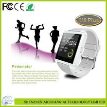 2014 new smart watch phone sport design U8 plusnewest digital u watch high quality bluetooth smart watch