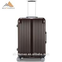 New arrival 2015 Luxury Lightweight wheeled luggage set