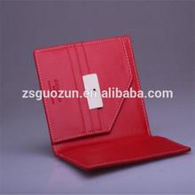 Custom Cheap Color Pvc Fashion Passport Cases