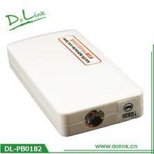 Huge Capacity 5V/2A, 12V/2A, 19V/3.5A Portable Power Bank 15000mAh