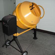 5 or 6cubic meter pro hour Electric/Diesel/Gasoline movable cement concrete mixer
