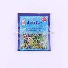 color natural vienam rubber bands fingers