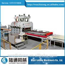 professional plywood equipment hot press veneer board laminate