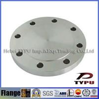 ansi b16.5 black carbon steel a105 / sa105n weld neck pipe flange dimensions