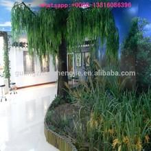 q120314 yapay ağlayan söğüt ağacı çin toptan aile ağaç duvar dekor yapay ağaç