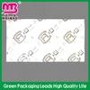 new recycle eco friendly medicine bag (drug envelope) zig zag plastic