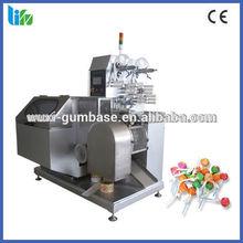 full automatic single twist ball lollipop Bunch Flow Wrapping Machine