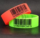 2014 Newest rubber hand band bracelet   updated rubber hand band brace   Promotion Customized rubber hand band bracelet