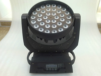 36 X 10W RGBW Zoom LED Moving Wash Head / moving head lights