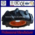 Borracha da roda do trator e pneus para tractores agrícolas usado 4.00 - 8