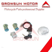 Lock Set for Hon CD70 Motorcycle with C70 70cc Engine Chinese Motorcycle Aftermarket Spare Parts