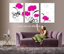 modern design canvas printing artwork