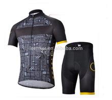 Fashion design bike Cycling Clothes China Cycling Jersey Sets for Men