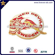Custom metal car emblem