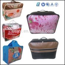 OEM different styles pvc bag/blanket bag/ plastic packaging bag