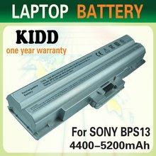 Battery VGP-BPS13 Rechargeable Laptop Battery for Sony VGP-BSP13,S VGP-BPS13A,B VGP-BPS13B