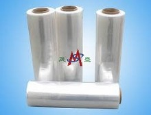Handy Stretch Shrink Wrap film blue china ldpe plastic film scrap