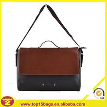 2015 Vintage PU Leather Men Bag for European