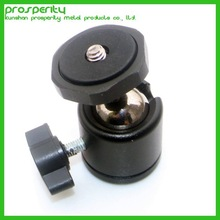CNC custom metal ball and socket joint hardware